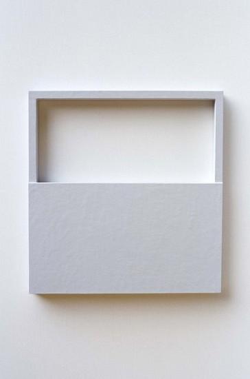 Stephen Riedell, Sea Gull 2004, oil, wax, canvas, wood