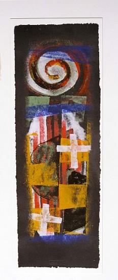 Paul Ryan, Loophole 2002, pulp painting