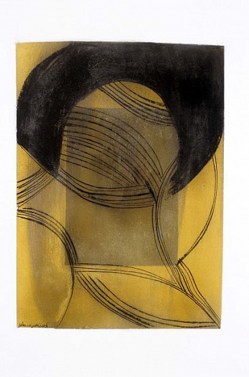 Dominica Sanchez, Untitled 2003, charcoal, pastel on paper