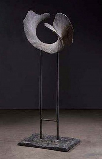 Gary Haven Smith, Laxus 2006, granite and forged steel