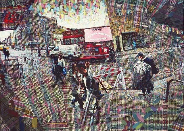 Paul Smith, Rivington Street Recycle 2004