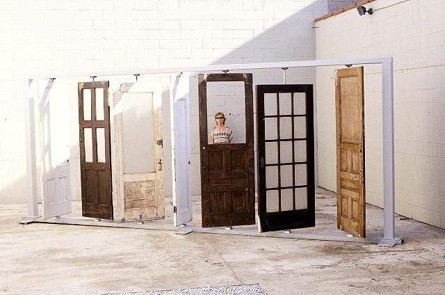 Tony Stanzione, Entrada Beinvinito 2002, doors, hardware