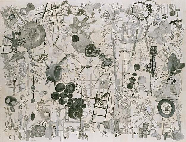 Maritta Tapanainen, Satumaa 2006, collage
