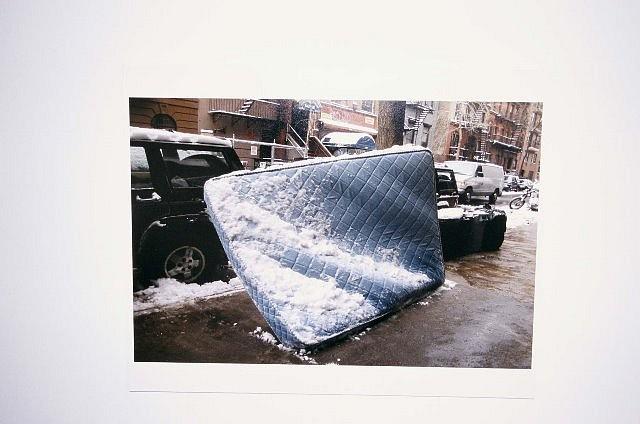Juana Valdes, First Snow 2003, photograph, c-print