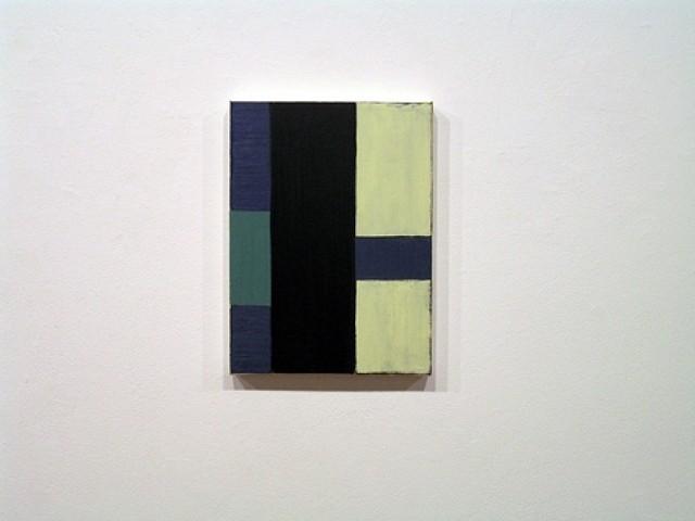 Mark Williams, Current 2005, oil on canvas