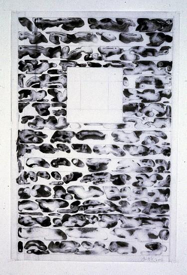 Joan Witek, Ghost Picture 2002, watercolor on film
