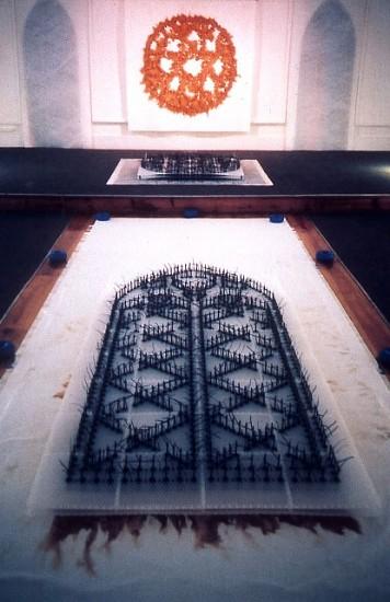 Alan Alborough, Untitled (Stellenbosch) 2000, mixed media