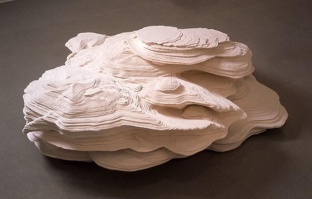 Noriko Ambe, Sculpaper 1 2004