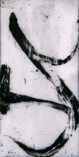 Michael Hopkins, Untitled 2002, acrylic on plastic