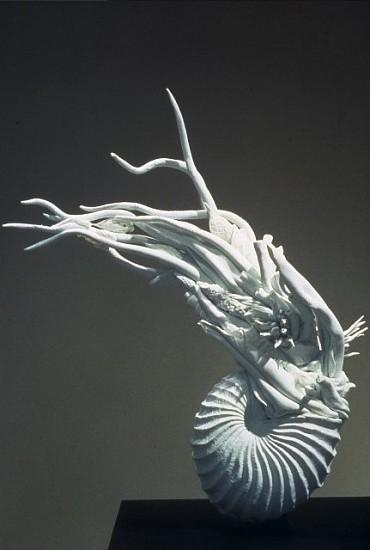 Kyoko Tokumaru, Cosmic Plant 2000, porcelain