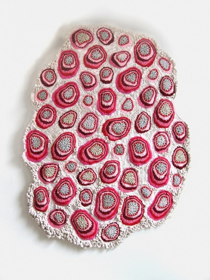 Emily Barletta, Fleshspot 2007, yarn
