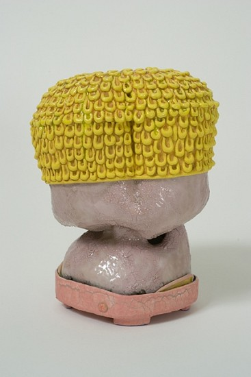 Kathy Butterly, Honey 2010, clay and glaze