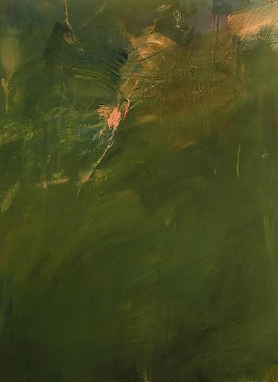 Carolyn Coalson, Tatani 2004, oil on paper