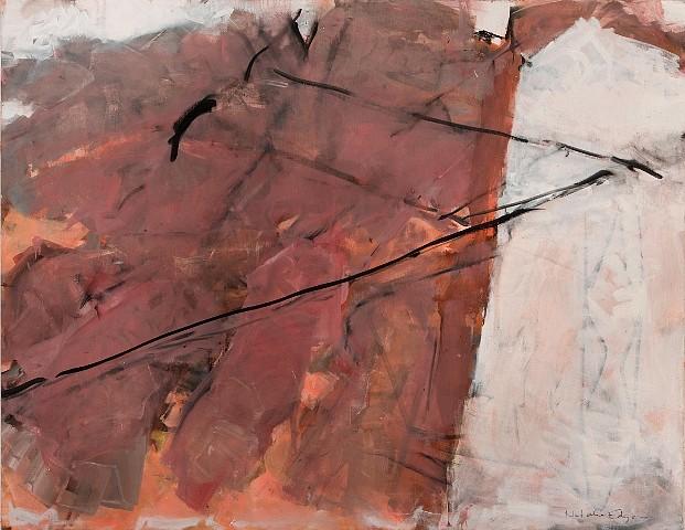 Natalie Edgar, Unexpectedly 2004, oil