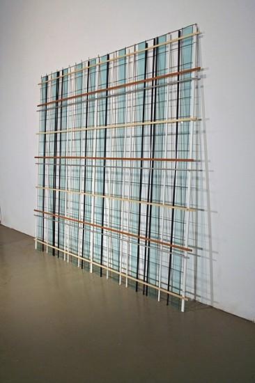 Tom Orr, Madras 2007, wood, metal and plexiglass