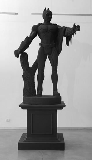 Sasha Serber, Batman 2006, polystyrene