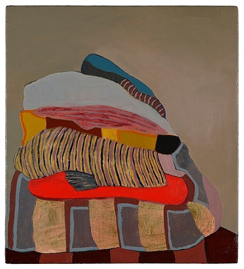 Lucy Mink, Another Story 2010, oil on linen, on wood