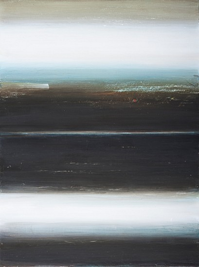 Marsha McDonald, River, Path, Sea 2011, acrylic on boards