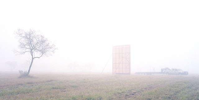 Coke O'Neal, BOX 2005-2013, wood and metal