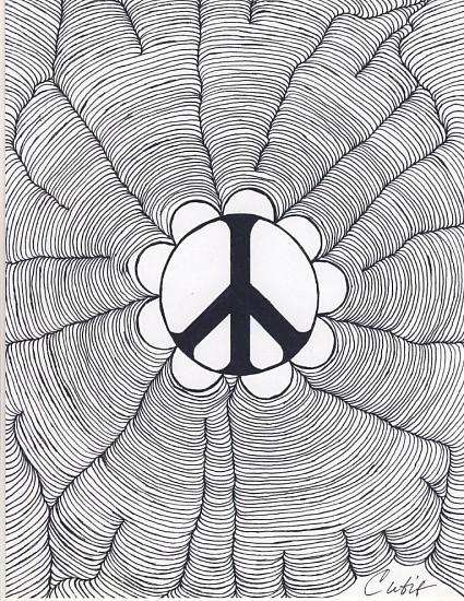 Carla Cubit, Peace 2012
