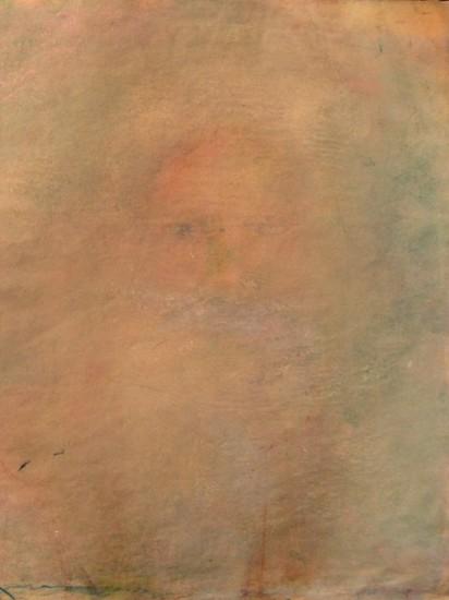 Steve Kuzma, Sawan 2012, watercolor and oil