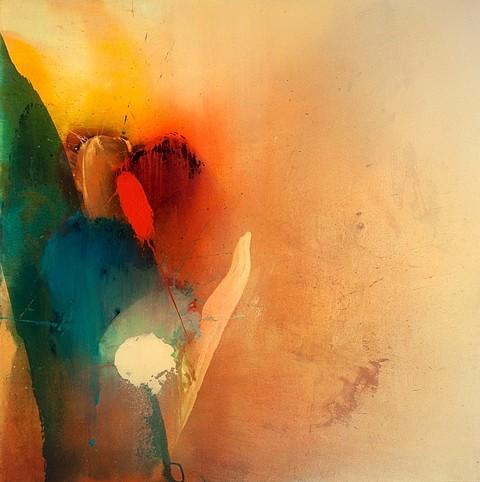 Richard Saba, Crepuscule 2011, acrylic on canvas
