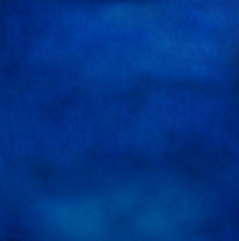 Julie Hedrick, Blue Silence 2009, oil on canvas