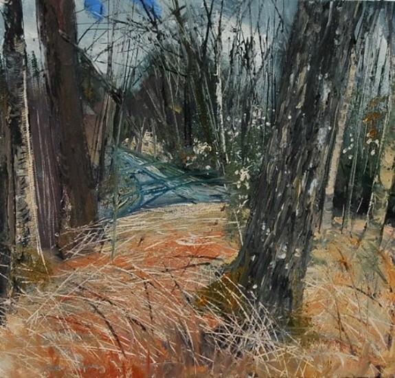 Neal Greig, Kilvey, Monaghan 2011, oil on canvas