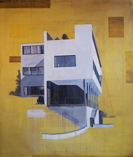 Tom Judd, Elevation 2010, oil on canvas