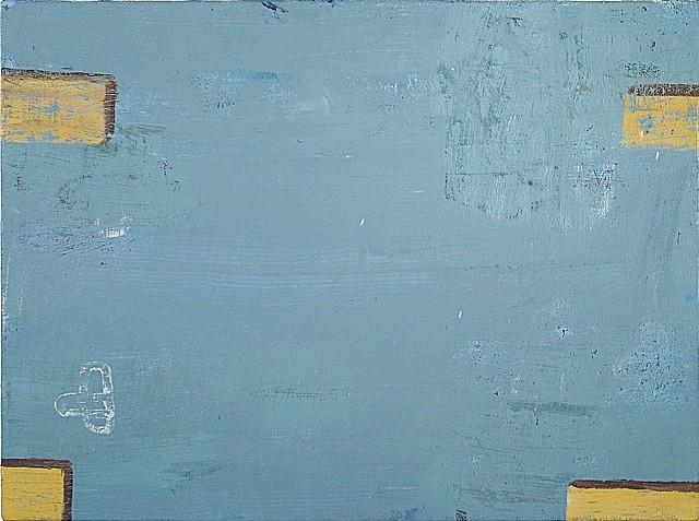 Eric Erickson, Sleep (3) 2005, oil on linen