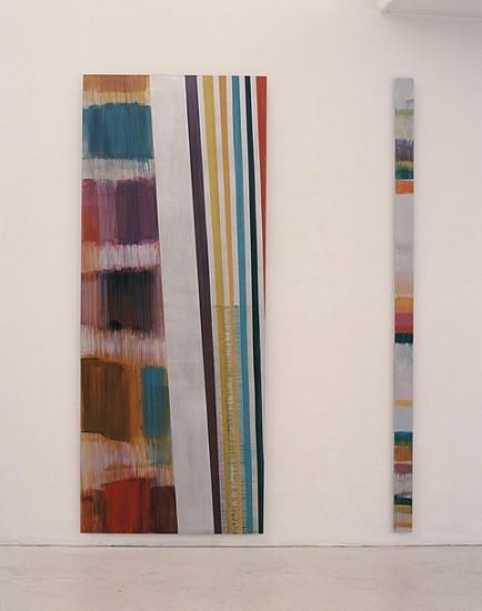 Claudia Desgranges, SSSH ! 2007, acrylic on aluminum