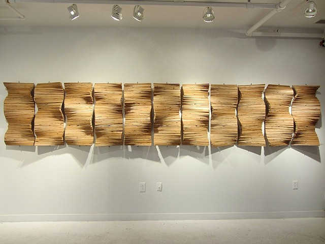 Natalie Dunham, No. 11.2138.55_S[2] 2012, wood and hardware