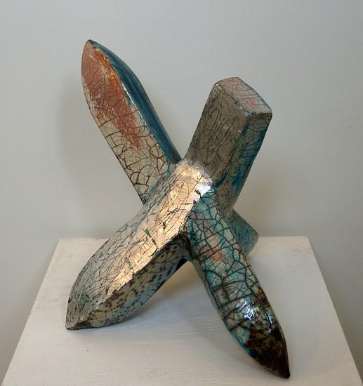 Tony Briffa, The Promise 2010, raku