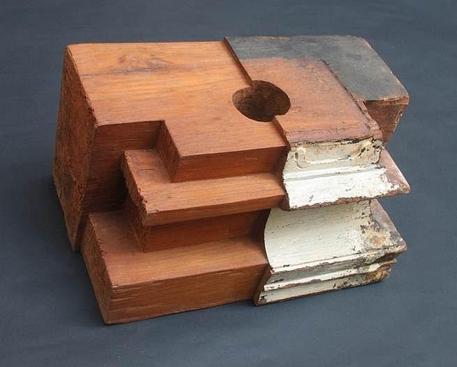 Bhuvanesh Gowda, Amendments I 2011, salvaged wood