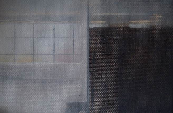 Andrew Smaldone, Studio #4 2014, oil on linen
