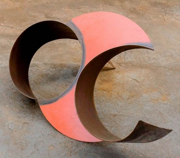 Kenneth Capps, Talk 2014, Paint and treated steel