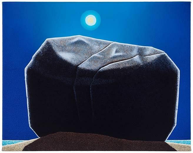 Matthew F. Fisher, The Forgotten Mark 2014, acrylic on canvas