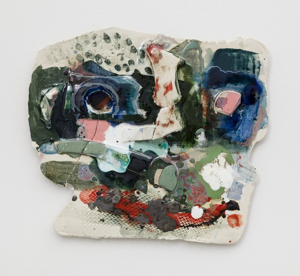 Jennie Jieun Lee, Izabella 2015, glazed stoneware
