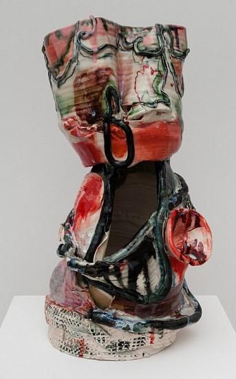 Jennie Jieun Lee, Oradell 2015, glazed stoneware