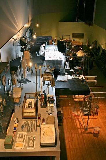 J. Morgan Puett, The Honey Museum 2013, Beeswax and mixed media