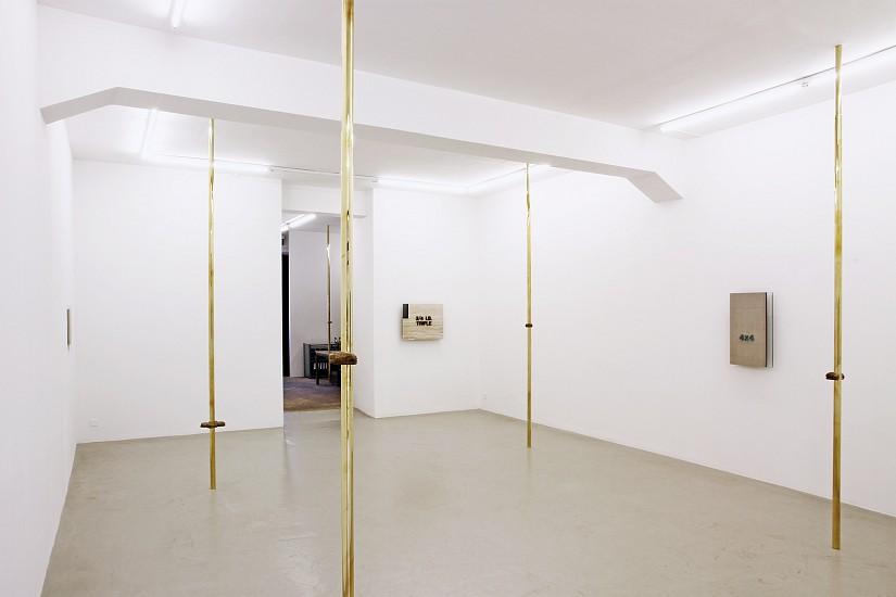Mamiko Otsubo, Installation View of Sky Lobby (at Lullin + Ferrari, Zurich, Switzerland) 2013