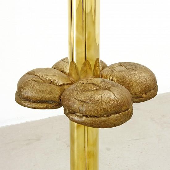 Mamiko Otsubo, BP VI 2013, cast bronze, polished brass