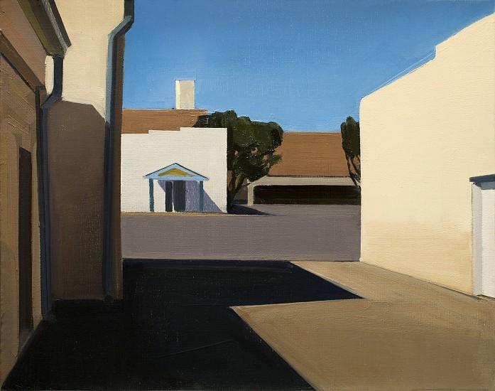 Christopher Benson, Roswell 7 2014, oil on linen