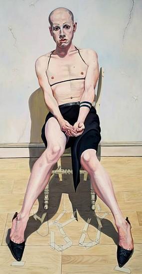 Wendy Elia, Maxime 2009, oil on canvas
